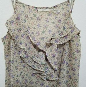 Poetry   Floral Cami